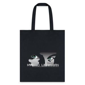 Hybrid Librarian Tote Bag - Tote Bag