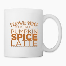 Pumpkin Spice Bottles & Mugs