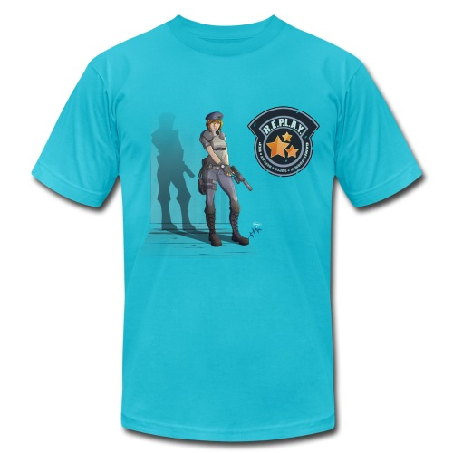 Resident REPLAY - Men's  Jersey T-Shirt