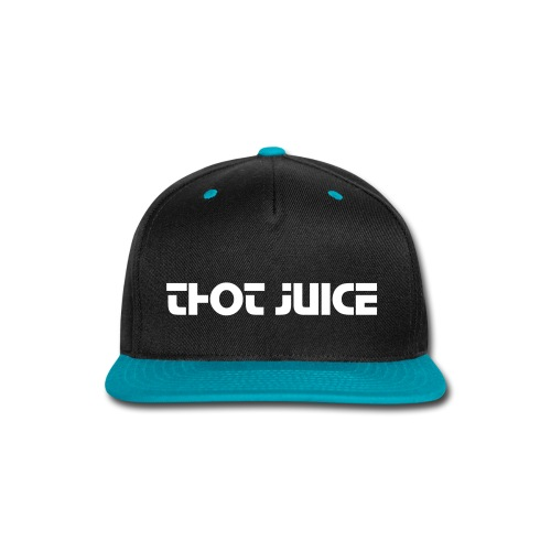 Thot Juice Fitted  - Snap-back Baseball Cap