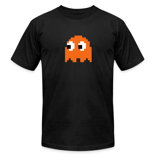 Boo - Pac Man Halloween Tee - Men's Fine Jersey T-Shirt