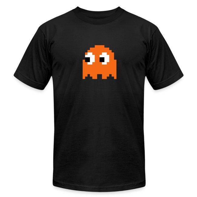 eb5154c64 Homebrewed Tees | Boo - Pac Man Halloween Tee - Mens Jersey T-Shirt