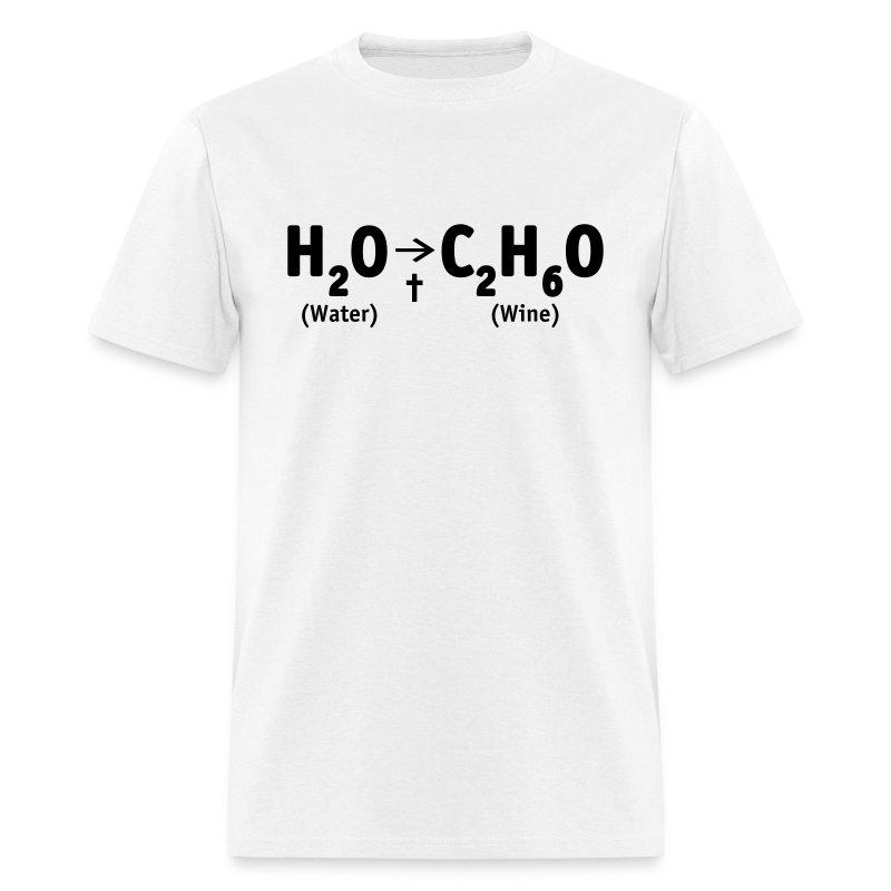 Water into Wine - Men's T-Shirt