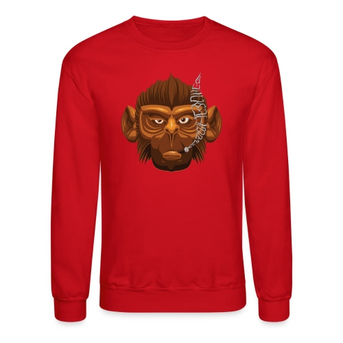 Lui Calibre RED Edition - Crewneck Sweatshirt