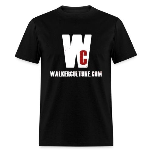 WC white blood splattered - Men's T-Shirt