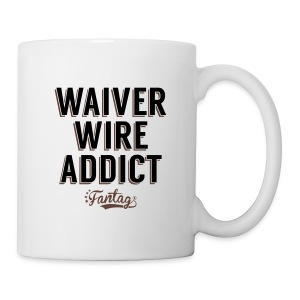 Waiver Wire Addict: Coffee Mug - Coffee/Tea Mug
