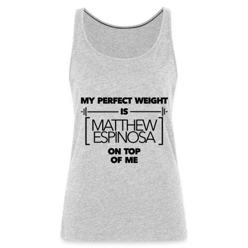 Magcon Athletics: Matt Weight Tank - Women's Premium Tank Top