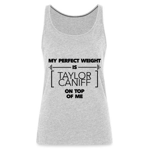 Magcon Athletics: Taylor Weight Tank - Women's Premium Tank Top