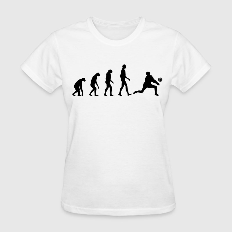 Evolution Volleyball  Women's T-Shirts - Women's T-Shirt