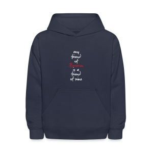 Friend Of Boston - Kids' Hoodie