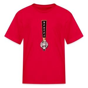 Boston Tapped - Kids' T-Shirt