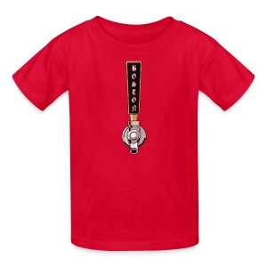 Boston Tapped - Kids' T-Shirt
