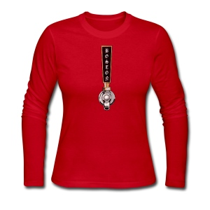 Boston Tapped - Women's Long Sleeve Jersey T-Shirt