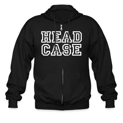 College Mens - Men's Zip Hoodie