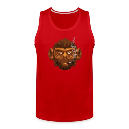 Lui Calibre RED Edition - Men's Premium Tank