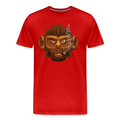 Lui Calibre RED Edition - Men's Premium T-Shirt