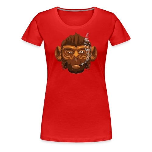 Lui Calibre RED Edition - Women's Premium T-Shirt
