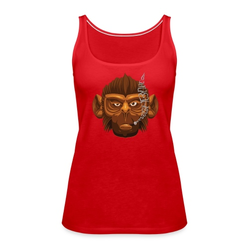 Lui Calibre RED Edition - Women's Premium Tank Top