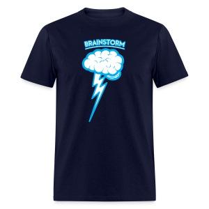 Brainstorm Adult Tee (Gildan) - Men's T-Shirt