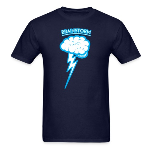 Brainstorm Adult Tee (Gildan) - Men's T-Shirt