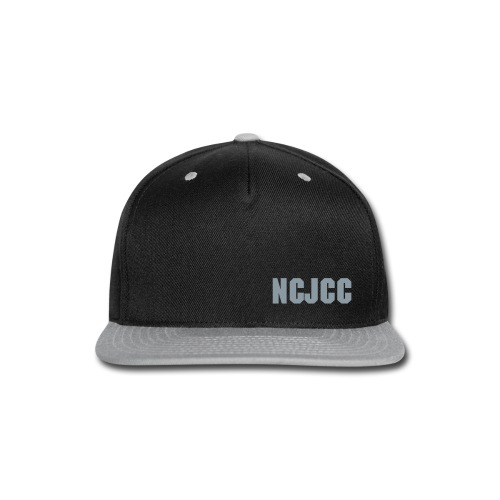 NCJCC Hat - Snap-back Baseball Cap