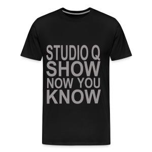 Men's Studio Q Show Tee - Men's Premium T-Shirt