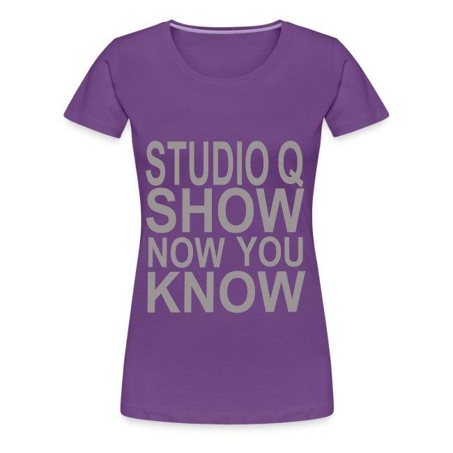 Women's Studio Q Show Tee