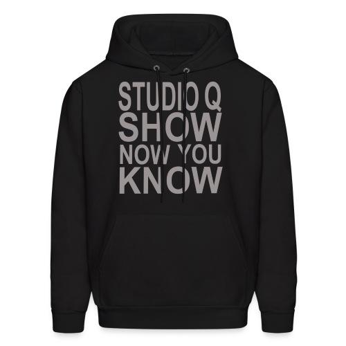 Studio Q Show Men's Hoodie - Men's Hoodie