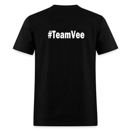#TeamVee - Men's T-Shirt
