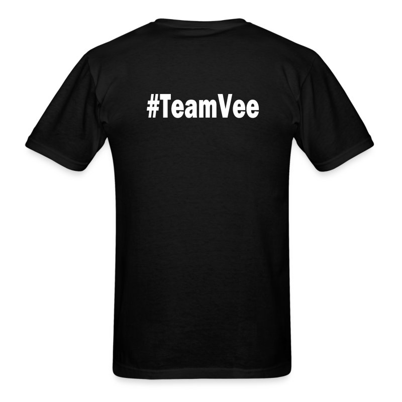 #TeamVee - Men's T-Shirt