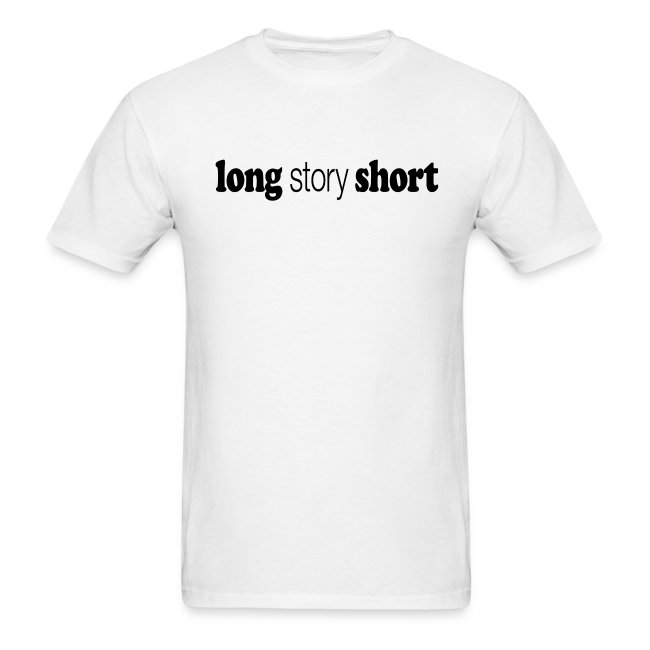 Long Story Short black type