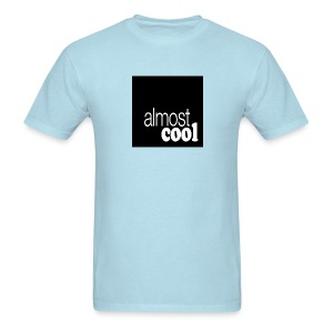 Almost Cool square - Men's T-Shirt