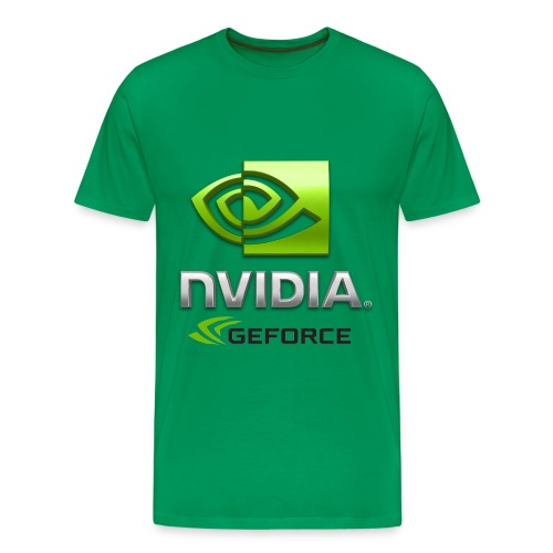 NVIDIA TShirt - Men's Premium T-Shirt