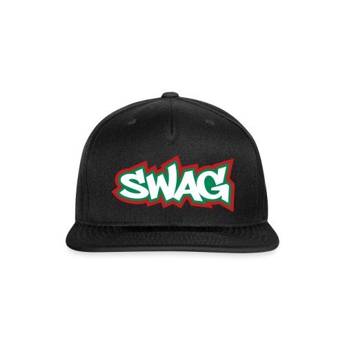 Swag Snapback #1  - Snap-back Baseball Cap