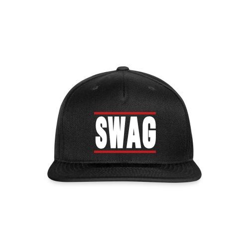 Swag Snapback #3 - Snap-back Baseball Cap