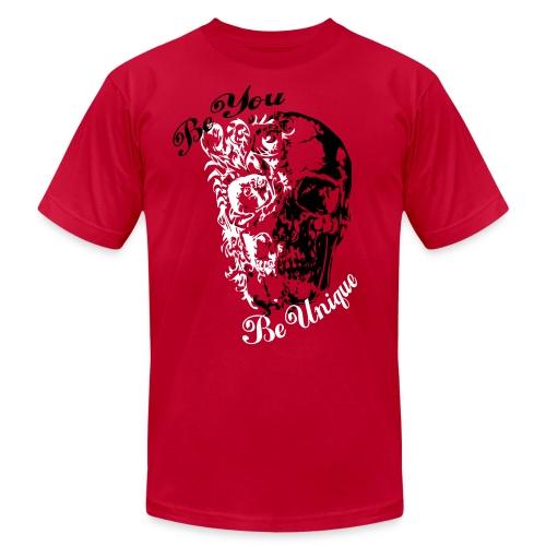 Men's Be You Be Unique TShirt - Men's Fine Jersey T-Shirt