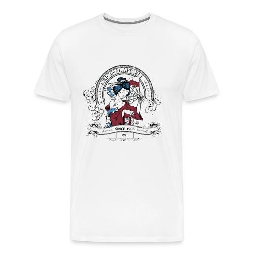 Japanese Girl - Men's Premium T-Shirt