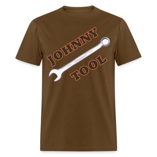 Johnny Tool - Men's T-Shirt