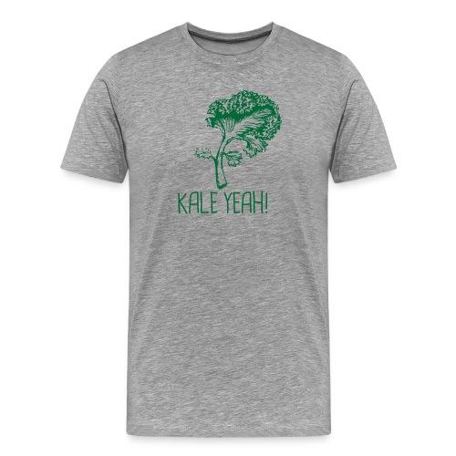Kale Yeah! Tee (Unisex) - Men's Premium T-Shirt