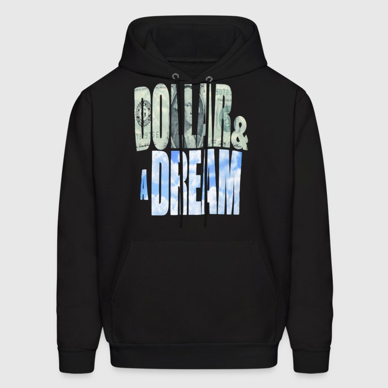 Dollar and a Dream - Men's Hoodie