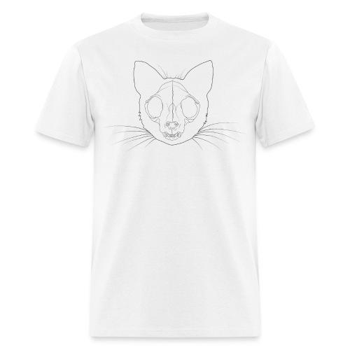 Cat Cult (black) - Men's T-Shirt
