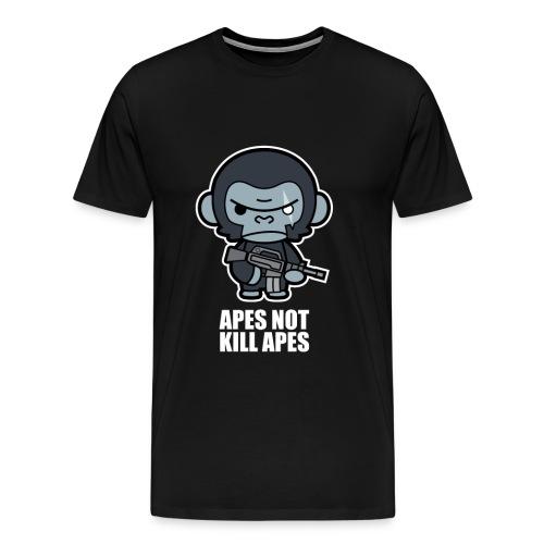 Bad Ape - Men's Premium T-Shirt