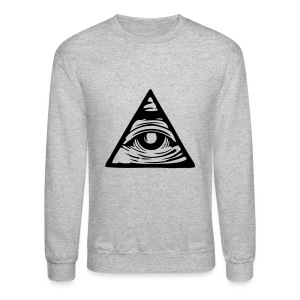 Eye of the pyramids - Crewneck Sweatshirt