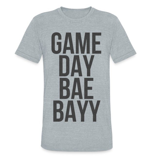Generic: Game Day Bae Bayy