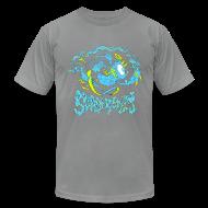 T-Shirts ~ Men's T-Shirt by American Apparel ~ Super Replay Illbleed