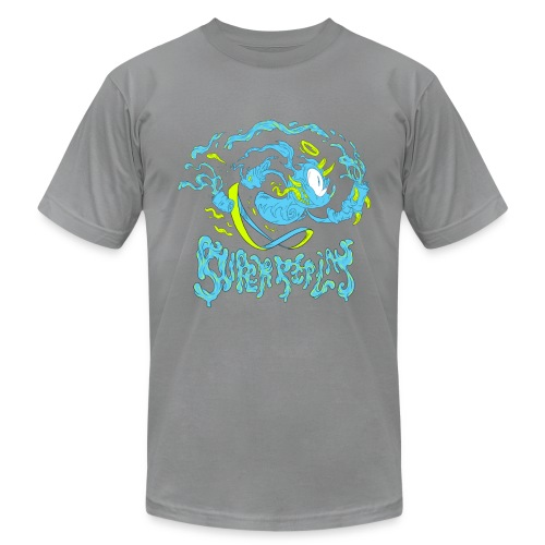 Super Replay Illbleed - Men's Fine Jersey T-Shirt