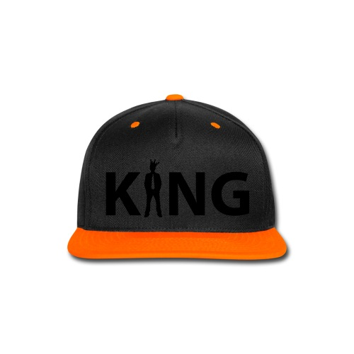 King Snapback Caps - Snap-back Baseball Cap