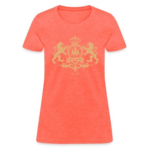 HipChicksOut Oktoberfest T-Shirt / Dirndl Jaeger - Women's T-Shirt