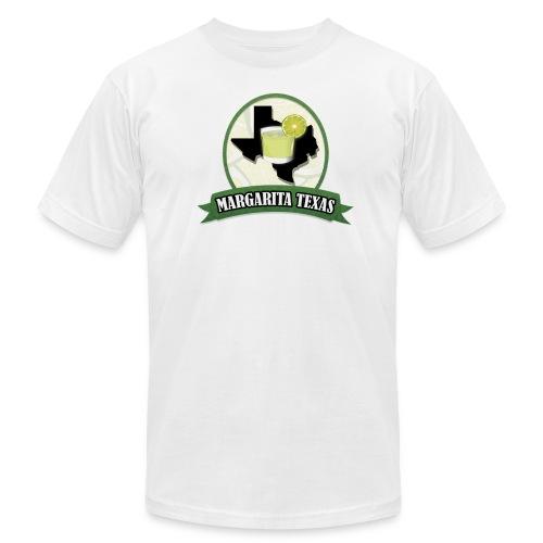 Men's Margarita Texas Logo - Men's Fine Jersey T-Shirt
