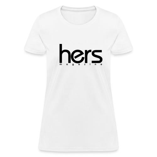 Hers magazine - Women's T-Shirt